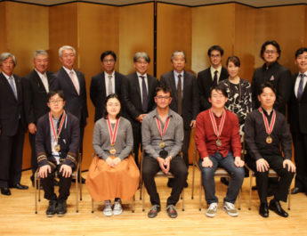 The 30th Japan Woodwind Competition (Clarinet) Winners